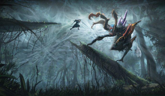 Monster Hunter: Legends of the Guild - Concept Art