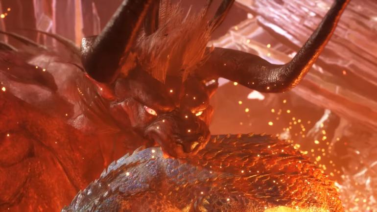 Monster Hunter: World - Béhémoth