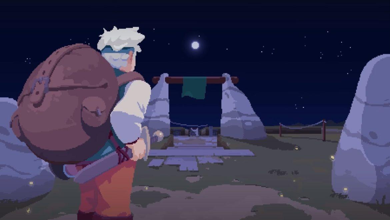 Moonlighter voyageur