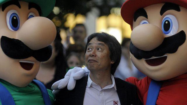 Nintendo - Miyamoto