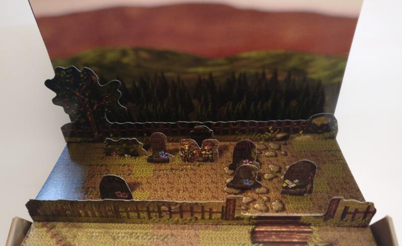 Octopath Traveler - Edition Trésors du Voyageur - diorama apothicaire