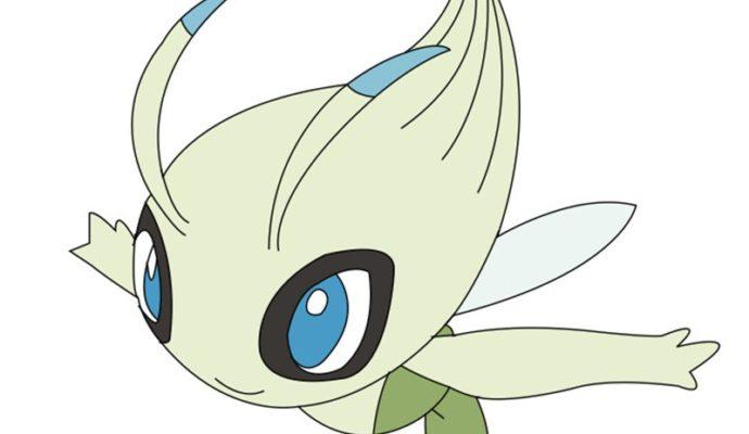 Pokémon GO - Célébi