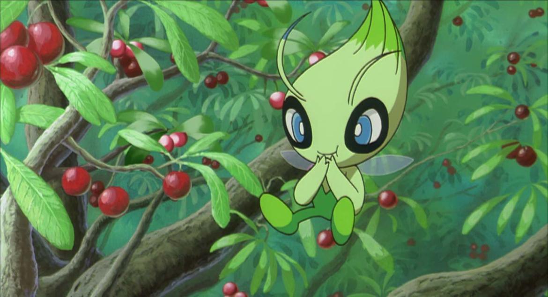 Pokémon GO - Célébi fait le plein