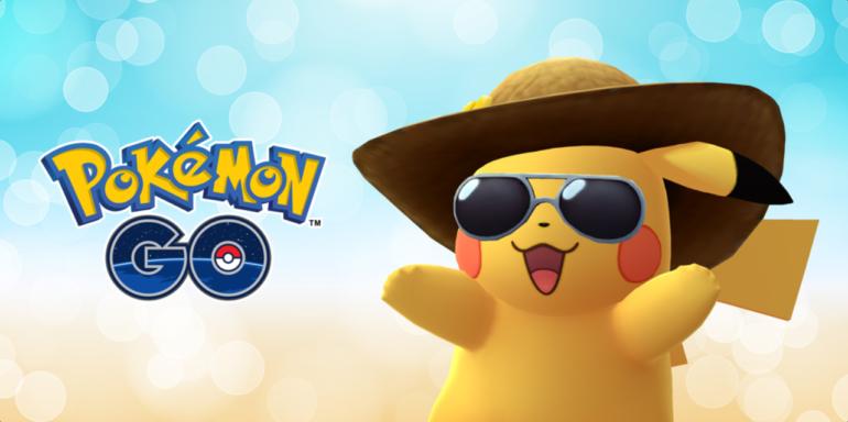 Pokémon GO - format été