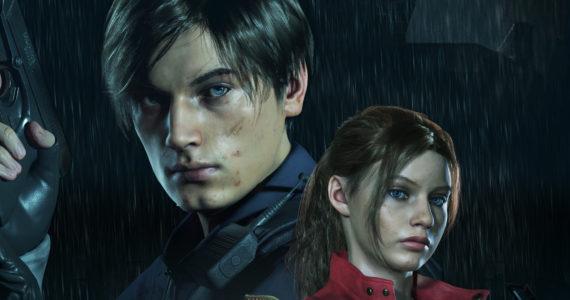 Resident Evil 2 Léon et Claire