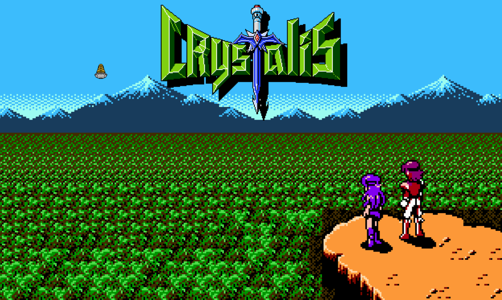 SNK 40th Anniversary Collection - Crystalis