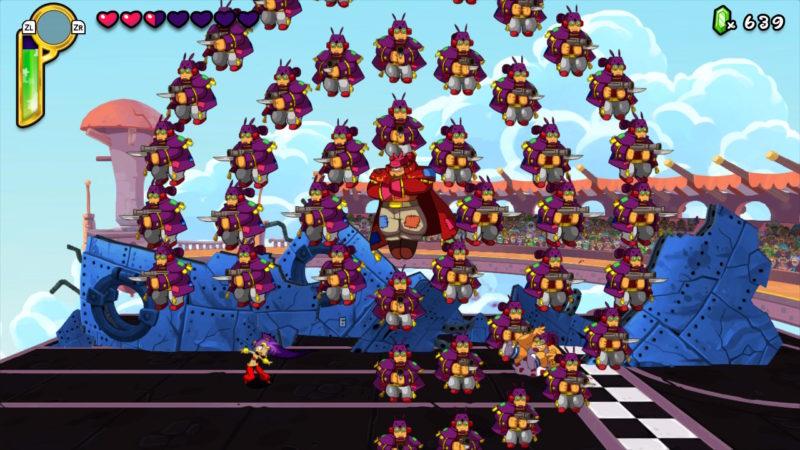 Shantae: Half-Genie Hero Ultimate Edition - Il y en avait partout