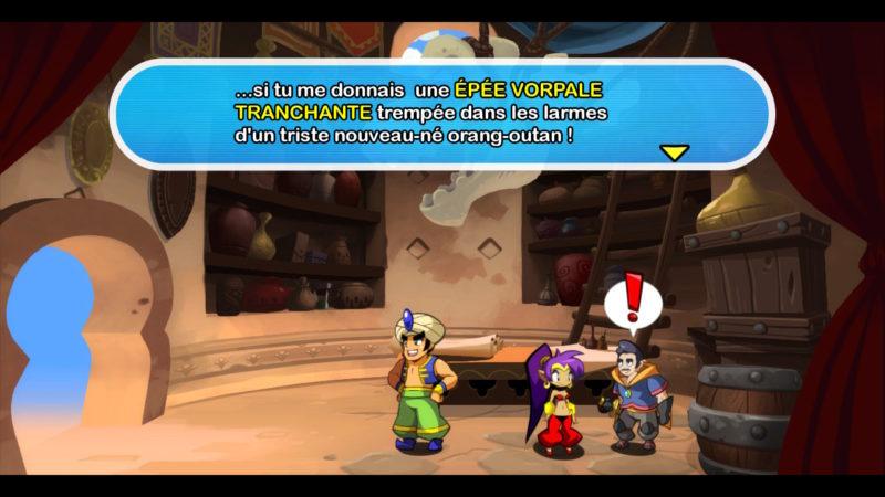 Shantae: Half-Genie Hero Ultimate Edition - J'en veux une aussi