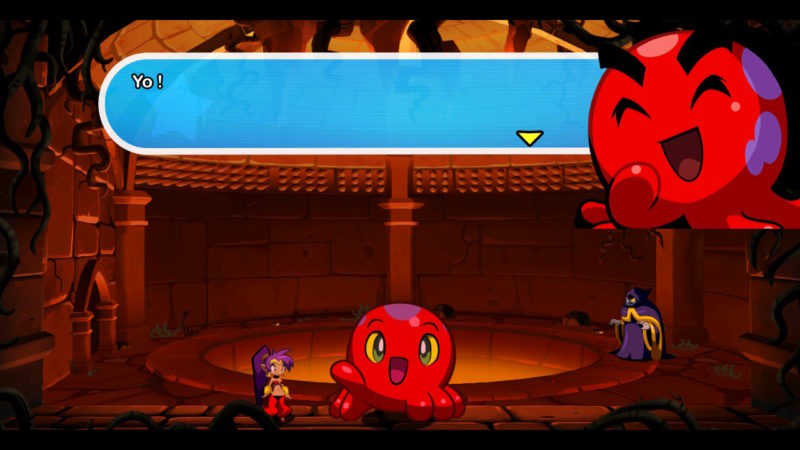 Shantae: Half-Genie Hero Ultimate Edition - Le retour de Squid Baron