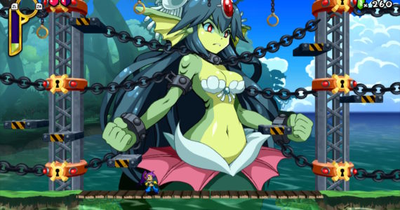 Shantae: Half-Genie Hero Ultimate Edition - Mermaid