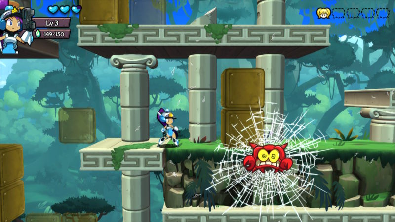 Shantae: Half-Genie Hero Ultimate Edition - Mighty Switch Force