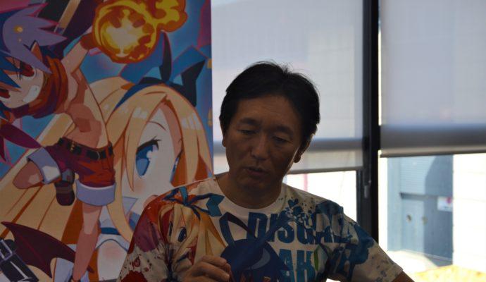 Sohei Niikawa interview