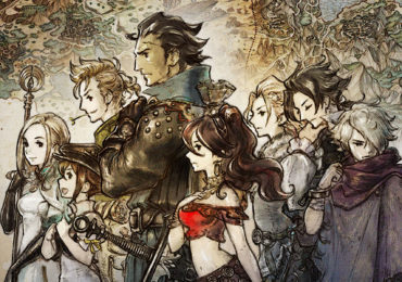 Test Octopath Traveler - Personnages