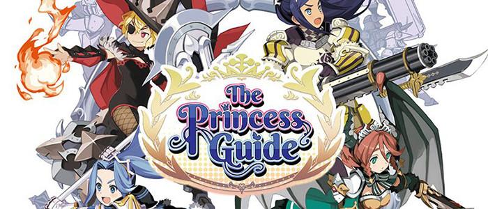 The Princess Guide logo