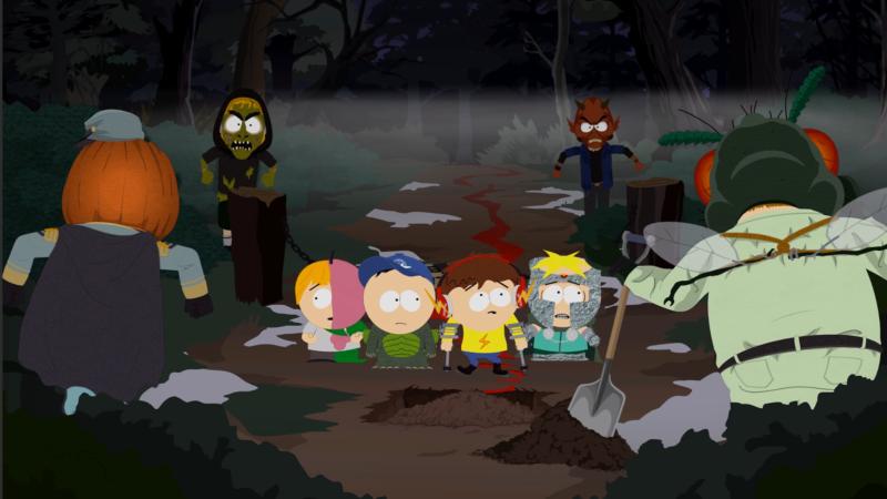 South Park : l'Annale du Destin encerclé par des ennemis