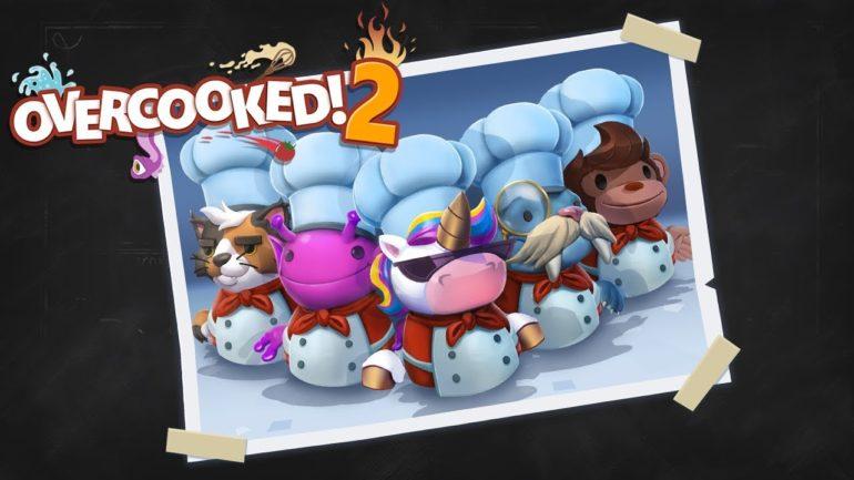 Overcooked 2 - chefs bonus
