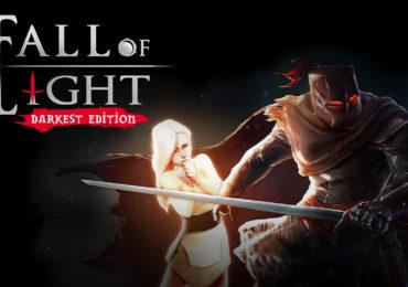 Fall of Light : Darkest Edition - un chevalier et sa fille
