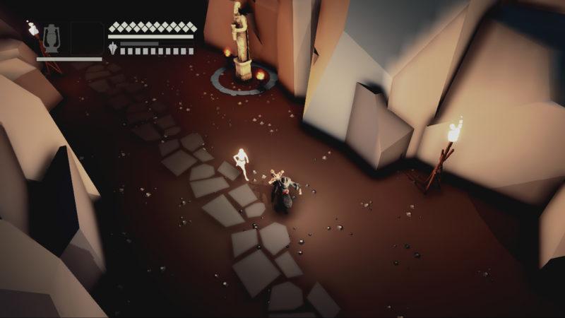 Fall of Light : Darkest Edition - ruelle