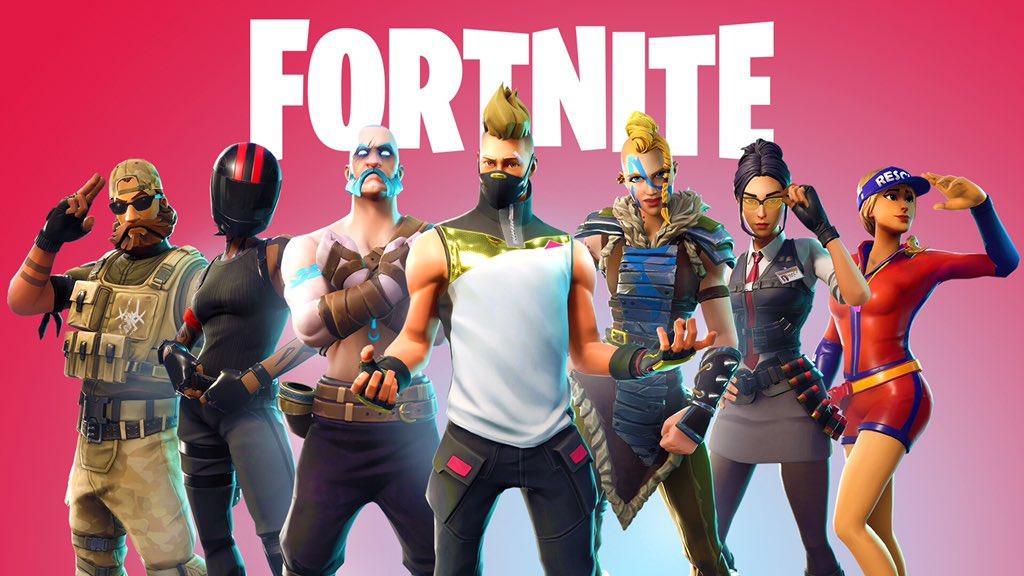 Fortnite saison 5