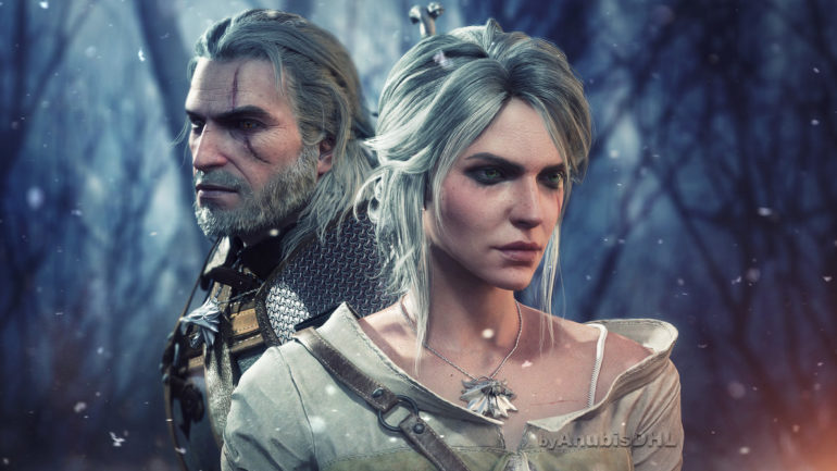 The Witcher 4 Geralt ou Ciri ?