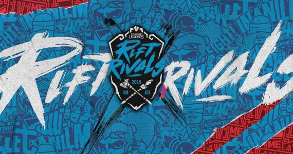 Rift Rivals League of Legends 2018
