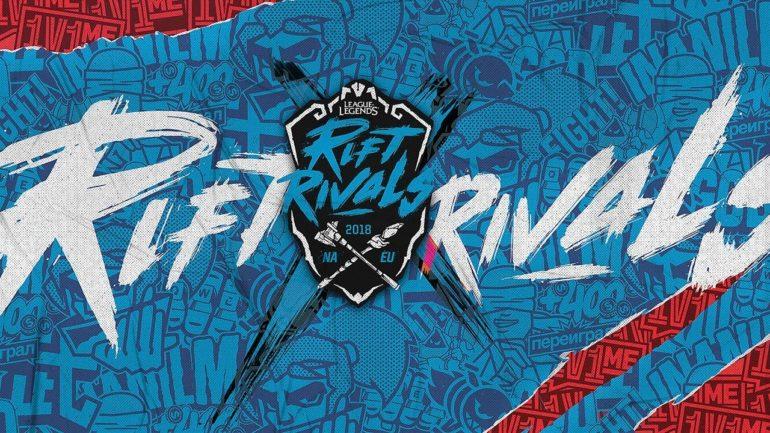 Rift Rivals League of Legends 2018