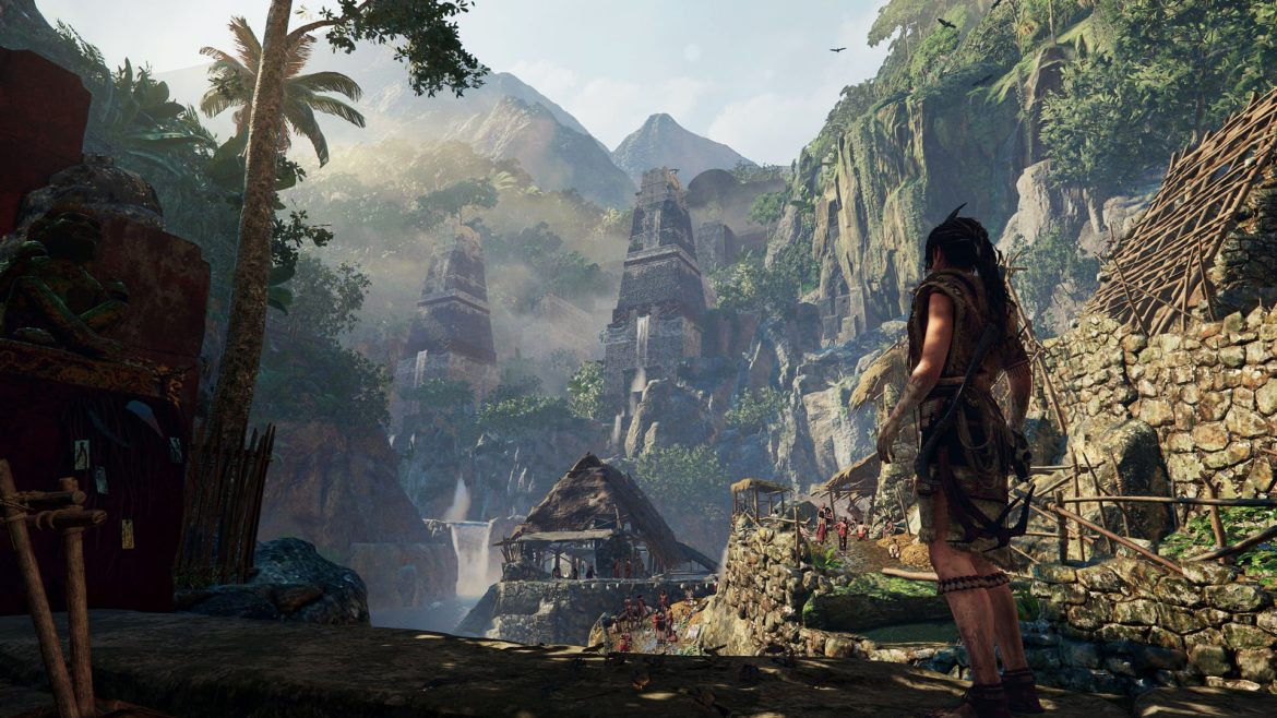 Shadow-of-the-tomb-raider : Lara et Paititi