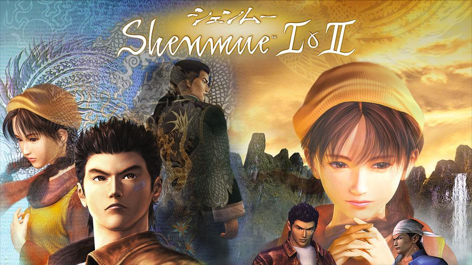 Shenmue I & II HD Ryo Hazuki