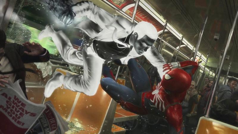 Spider-Man Mr. Negative