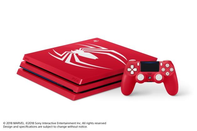 Spider-Man PlayStation 4 Pro