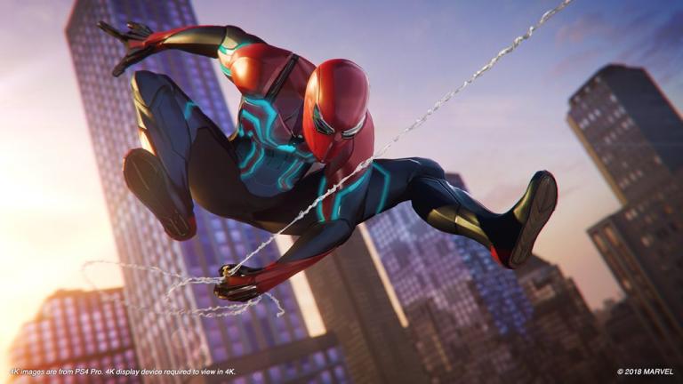 Spider-Man nouveau costume