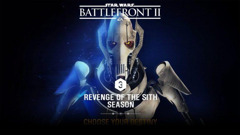 Star Wars Battlefront II sith
