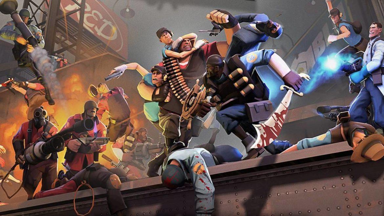 Team Fortress 2 au sommet du classement Steam