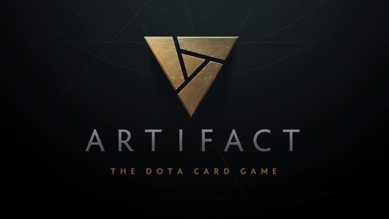 Artifact : logo du jeu