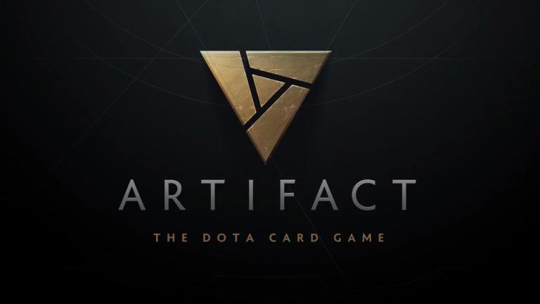Artifact : logo du jeu