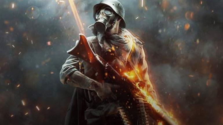 Battlefield 1 Apocalypse Soldat
