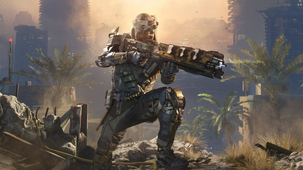 Call of Duty: Black Ops 4 - combat