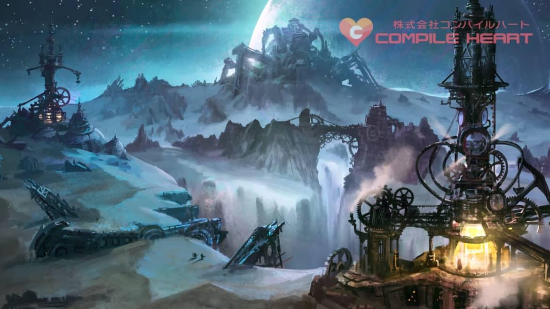 Arc of Alchemist: désert mécanique