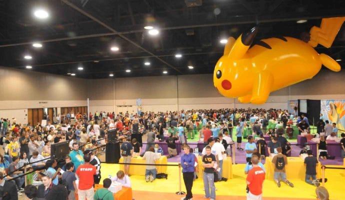 Pokémon - Convention Nashville