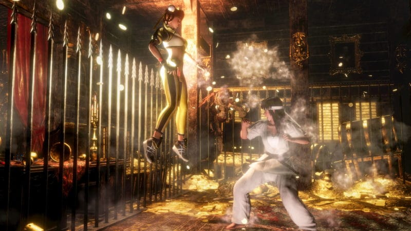 Dead or Alive 6 combat Hitomi Leifang