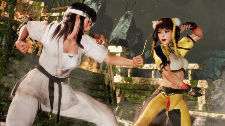 Dead or Alive 6 Hitomi et Leifang