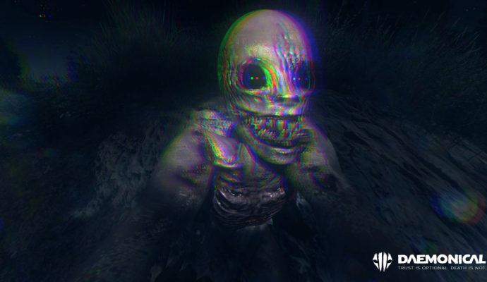 daemonical: demon caché