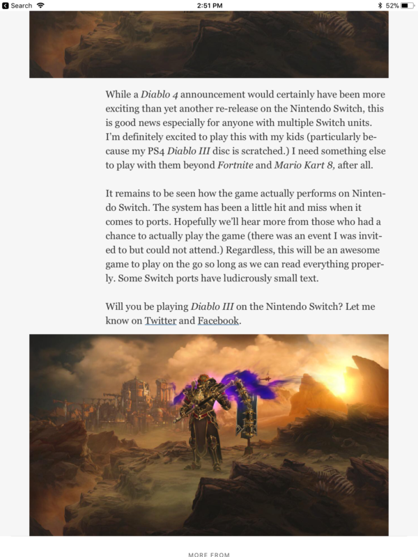Diablo III: Eternal Collection - Forbes page 3