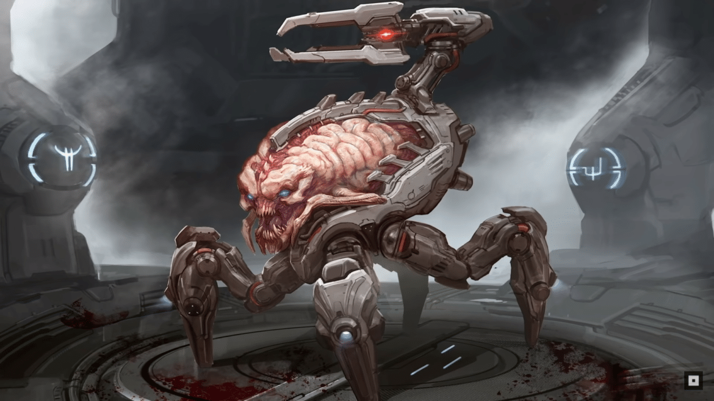 Doom Eternal - Arachnotron