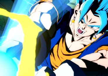 Dragon Ball FighterZ Vegeto
