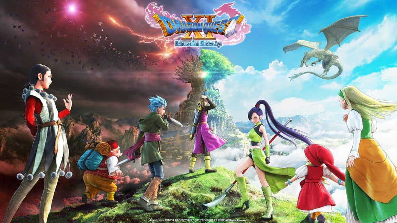 Dragon Quest XI: Les Combattants de la destinée - wallpaper