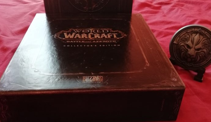 world of warcraft battle for azeroth edition collector