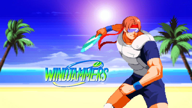 Indie Highlights - Windjammers