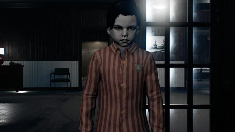 Lucius III Lucius et son pyjama
