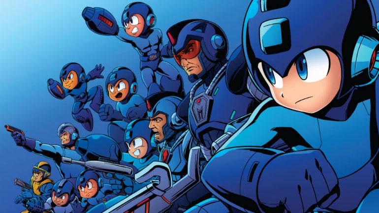 Mega Man sur mobile